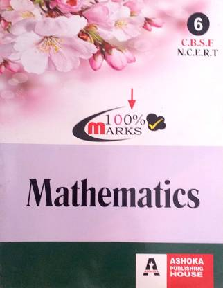 Golden Series Class 6 Mathematics Based On CBSE/NCERT Guide