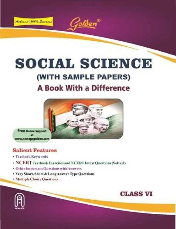 Golden Class 6 Social Science Guide
