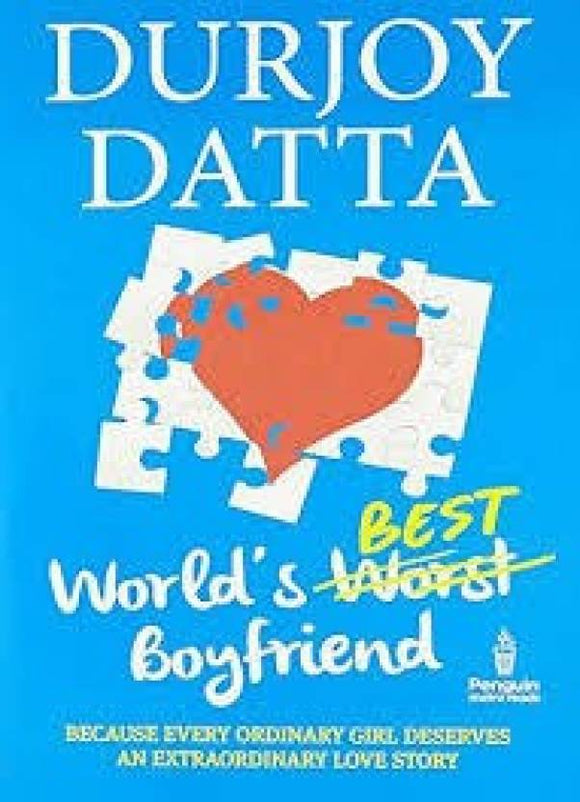 PMR: World's Best Boyfriend  (English, Paperback, Durjoy Datta)