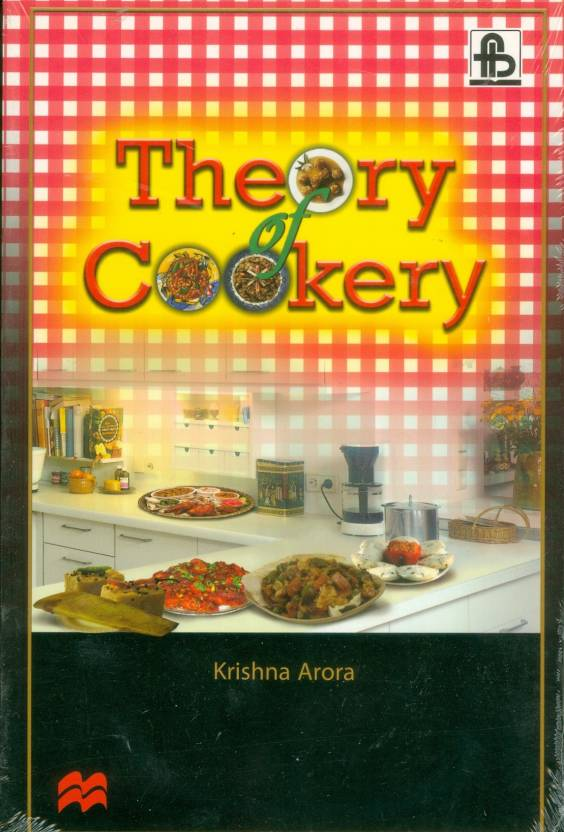 Theory of Cookery PB  (English, Paperback, Arora K)