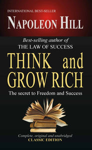 Think and Grow Rich with CD, Napoleon Hill