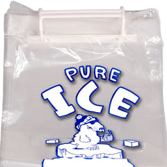 Ice Bags On Wickets