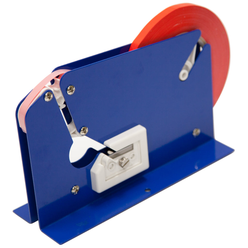 Bag Taper Dispenser with Cutting Blades