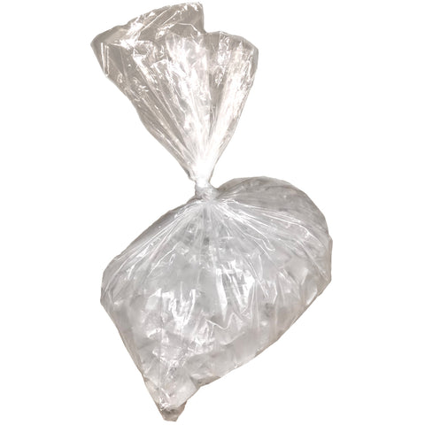 Economical 8x14 plastic Ice Bags for Cold Therapy (1,000 per Carton)