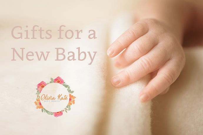 New Baby Gifts in Australia