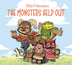 Shop Mia and the Monsters: The Monsters Help Out