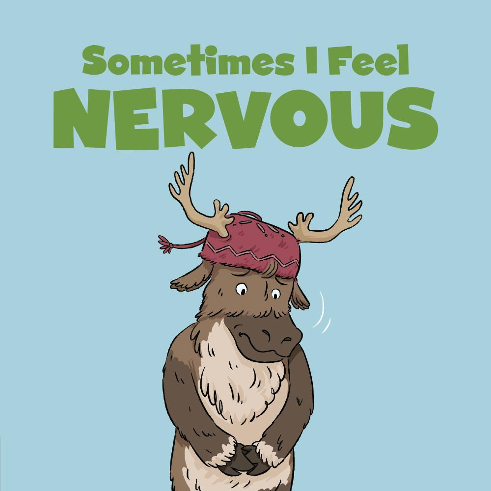Sometimes I Feel Nervous
