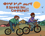 A Summer Day in the Community