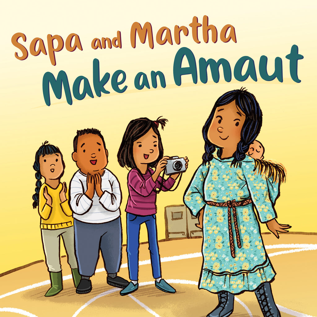Sapa and Martha Make an Amaut