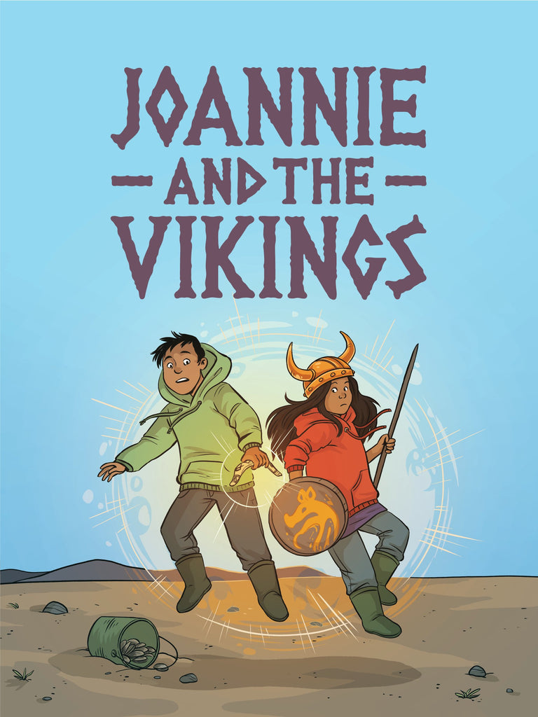 Joannie and the Vikings