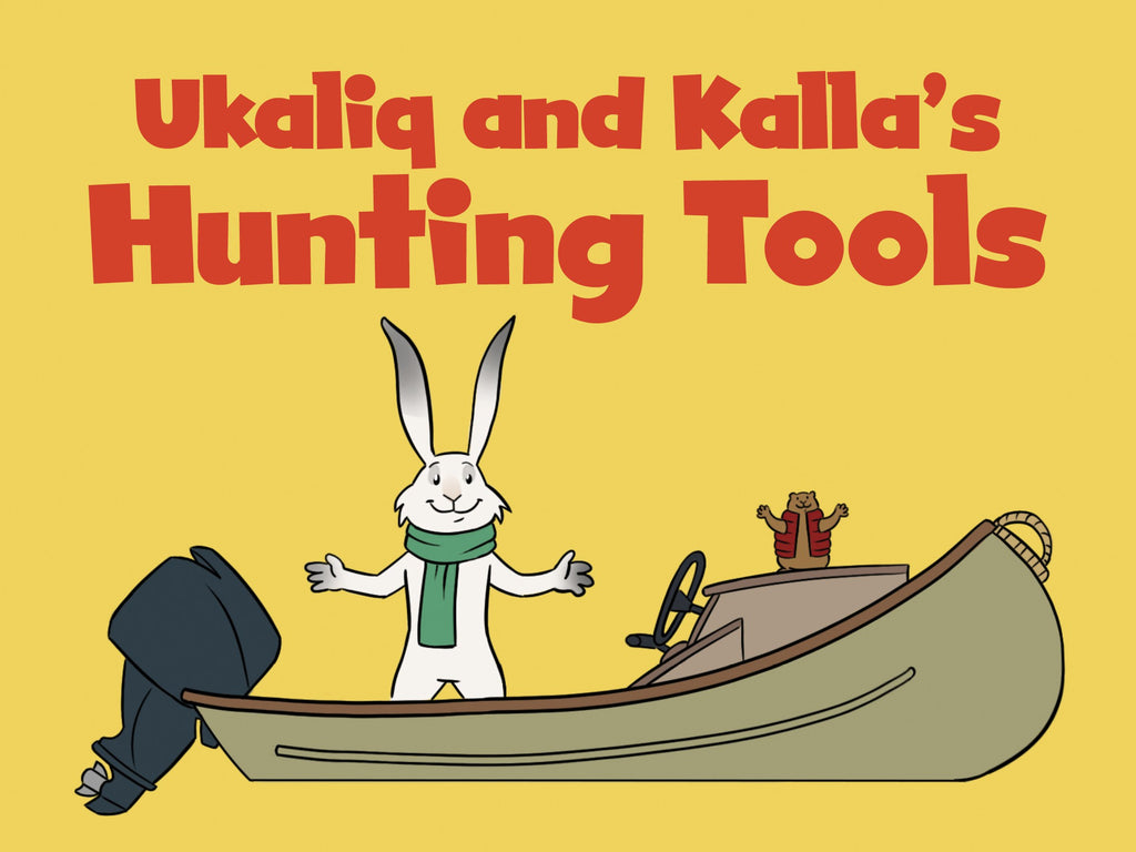 Ukaliq and Kalla's Hunting Tools