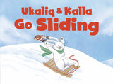 Ukaliq and Kalla Go Sliding