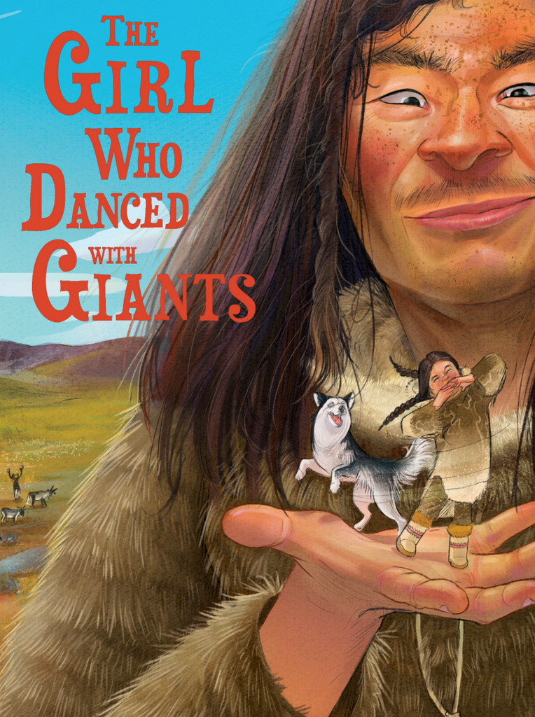 The Girl Who Danced with Giants