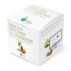 Easy kit Orto per le Conserve