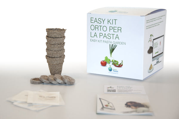 Easy kit Orto per la Pasta