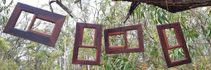 Australian Recycled Timber Photo Frames