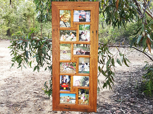 Family Photo Frames Australia 12 opening Eco Friendly Recycled Multi Photo Collage Picture Frames