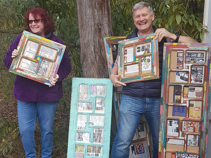 Custom Framing Multi Photo Frames for your Collage