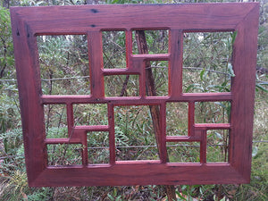 Eco Friendly Handcrafted Multi Picture Frame by Wombat Frames