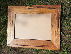 Medium Width A4 photoframes Australia Authentic Eco Friendly Recycled Australian Timber