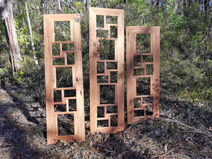 Multi photo collage frames Australian Eco Friendly recycled timber