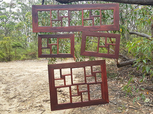 Multi photo frames for collage photo display, Wombat Frames Australia