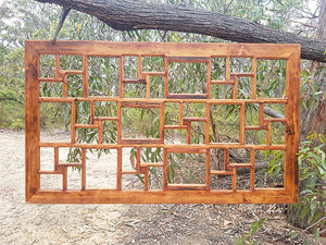 Really Large Multi Collage Photoframes using Recycled Australian Timbers