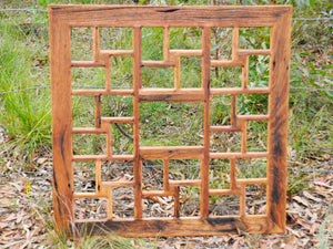 Recycled Timber Multi Collage Family Photo Frame made in Australia