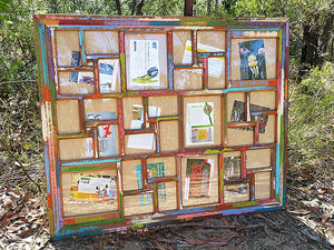 30 opening Large Collage Photo Frame perfect for Wedding Photo Frame
