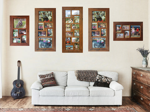 Perfect Picture Frames in Eco Friendly Recycled Timber Photo Frames