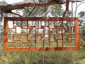 Large Recycled Timber Family Photo Frames Australia Eco Friendly