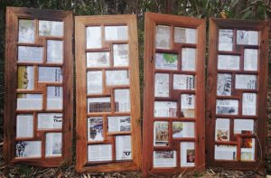 12 Opening Family Photo Collage Frame made in Australia