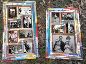 Family Multi Collage colourful picture frames Australia