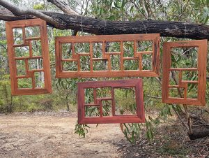 Recycled Timber Gallery Photo frames Australia