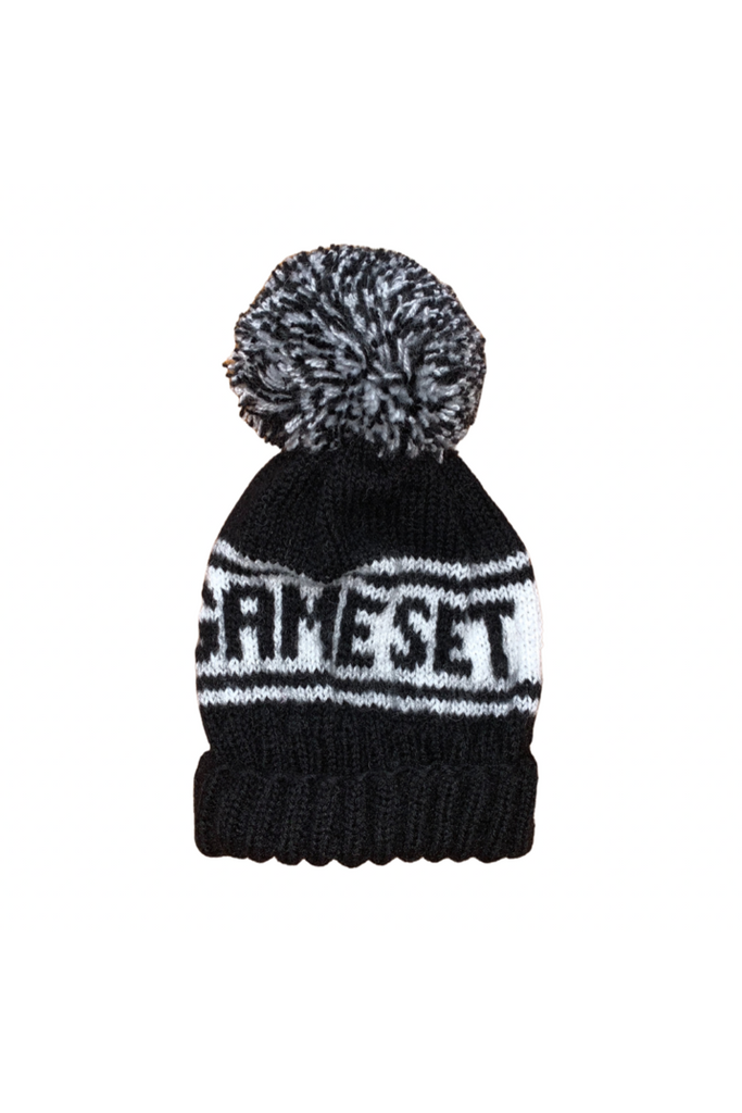 Hat Woven Game Set Hat - Game Set