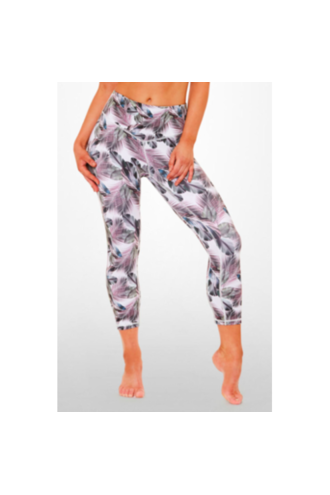 L'urv Fresh Start 3/4 Legging - Game Set