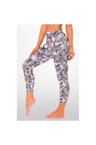 Fresh Start 3/4 Legging - Game Set