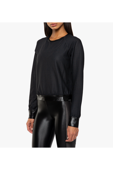 Koral Sofia Pullover - Black - Game Set