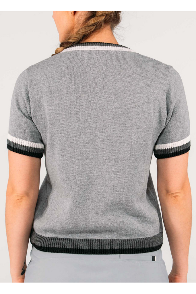 Foray Golf Vanishing Point Sweater - Game Set