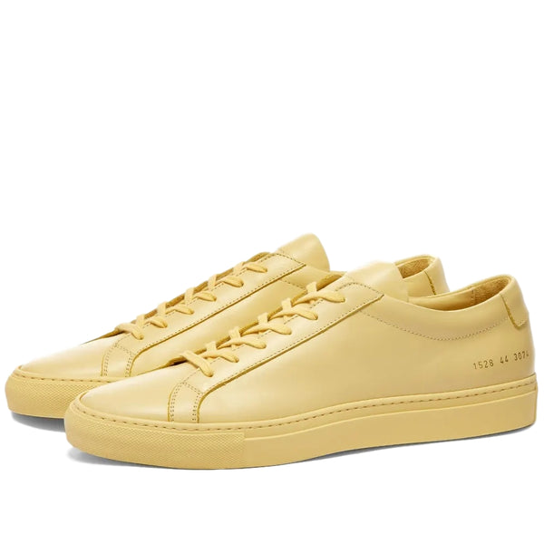 Lysegul Common Projects Sko Achilles Low