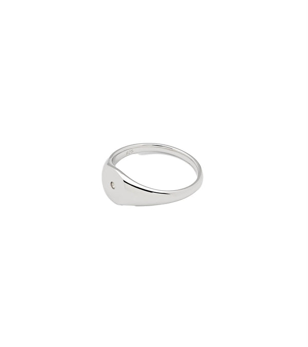 Tom Wood Jewellery Gerd Ring Ring Sølv - modostore.no