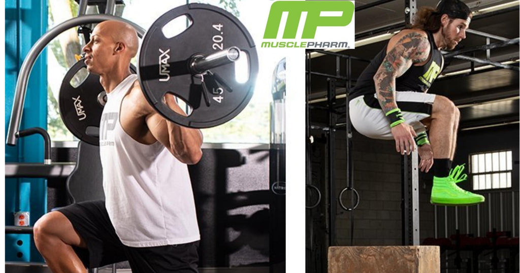 Why We Choose MusclePharm