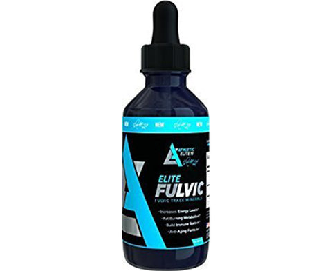 Athletic Elite 10 Edge Fulvic Acid (15 ml)