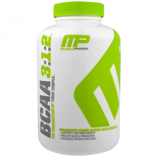 MusclePharm BCAA essentials cap 30 servings