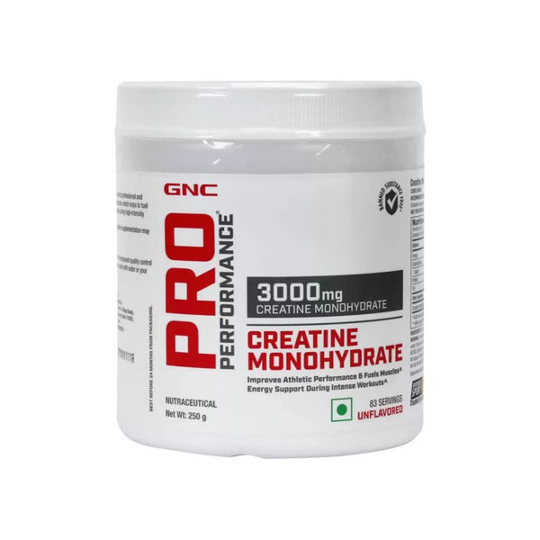 GNC Powder Creatine Monohydrate Powder 250 Gm