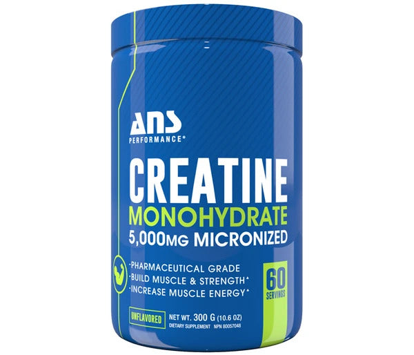 ANS Creatine Monohydrate 300 GM [Unflavoured]