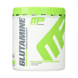 MusclePharm Glutamine, 0.67 lb Unflavoured (300GM) 60servings