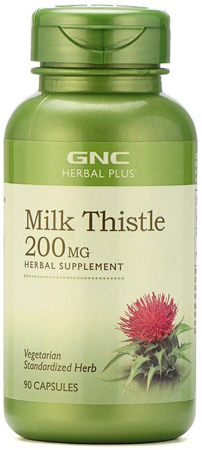 GNC Milk Thistle HP [90 Capsules]