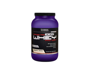 Ultimate Prostar 100% Whey Protein Cookies n Cream 2 LB