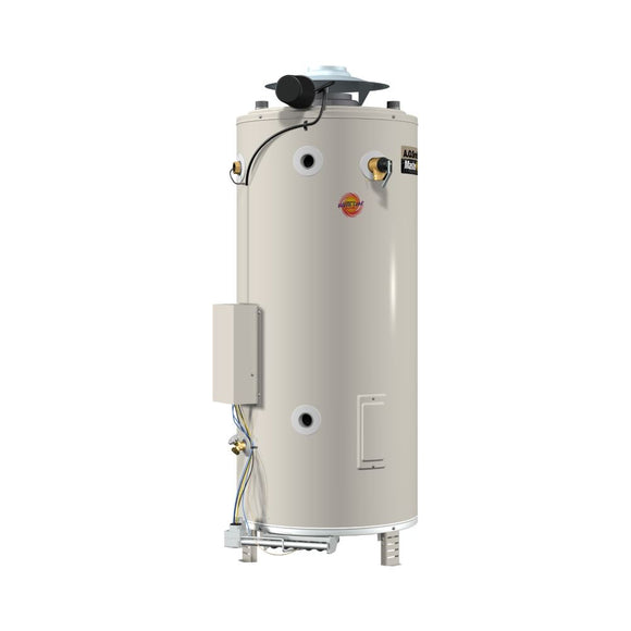 BTR-154 MasterFit, 81 Gal. 154,000 BTU Commercial Gas Water Heater